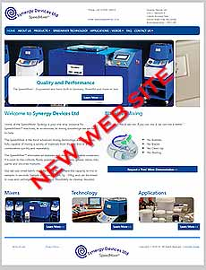 SpeedMixer™ UK site Launch